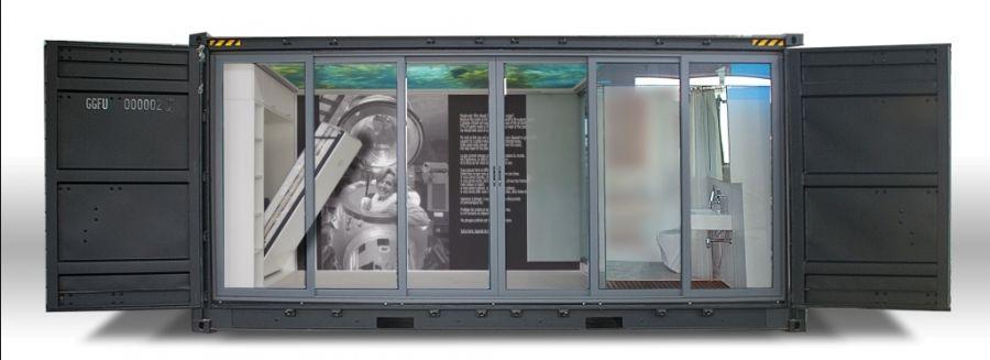 XCUBE Eco Container