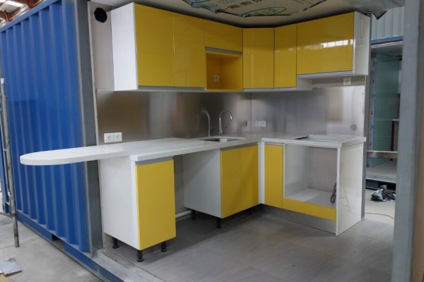 Kitchen Core Module
