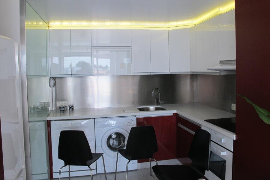 Kitchen Core Module installed