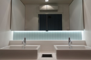 High End Modular Bathroom
