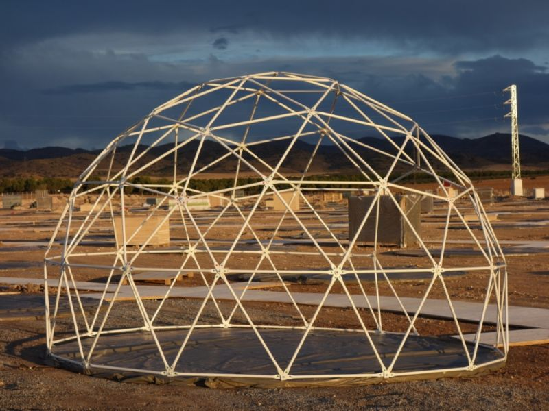 Geodesic Domes for Glamping made in China Luxury glamping