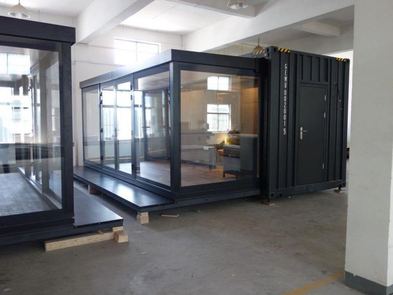 FLEXeCUBE modular pod, extended