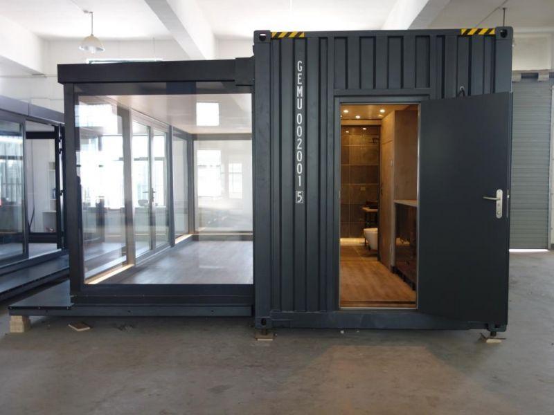 FLEXeCUBE modular pod side view