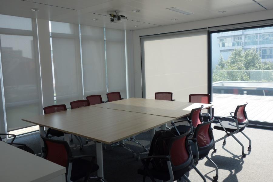 Modular Office and showroom German Centre Shanghai Meetingroom 1