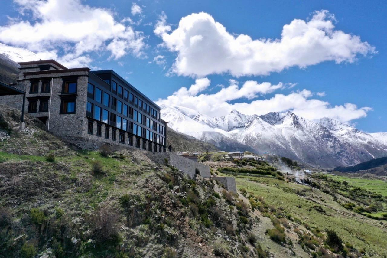 XCUBE Modular luxury Hotel - Tibet