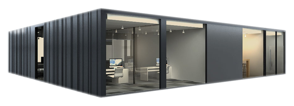 XCube Engineering Modular office